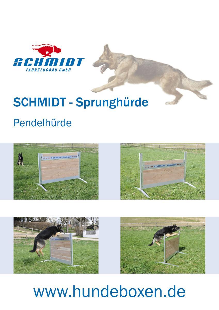 Schmidt-Fahrzeugbau GmbH | Produktbersicht | Hundeboxen ...