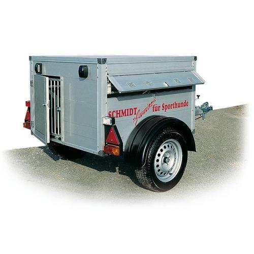 Fahrzeugbau hundeanh nger for 1 box auto